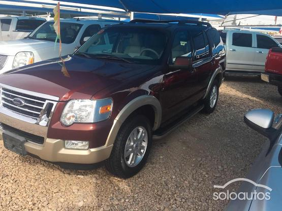 2010 Ford Explorer Limited V6 4X2 SYNC