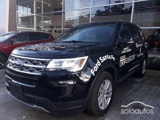 2018 Ford Explorer XLT Leather 3.5L