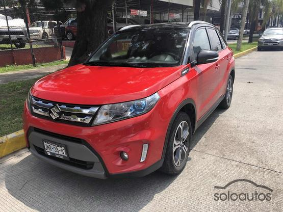 2016 Suzuki Vitara GLX AT