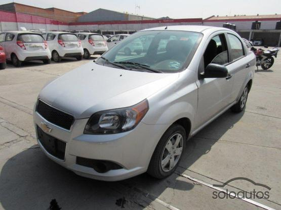 2016 Chevrolet Aveo LT C AT