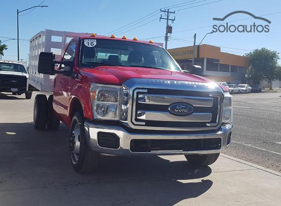 2016 Ford F-350 XL 6.2 GAS TA