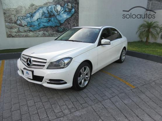 2014 Mercedes-Benz Clase C C 200 Exclusive TA