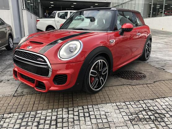 2017 MINI MINI 2.0 John Cooper Works Hot Chili MT