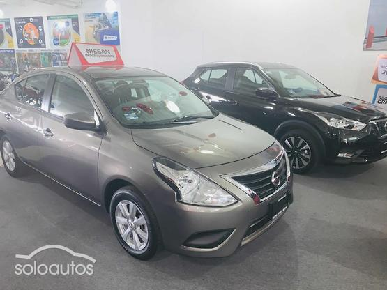 2019 Nissan Versa Advance MT AC