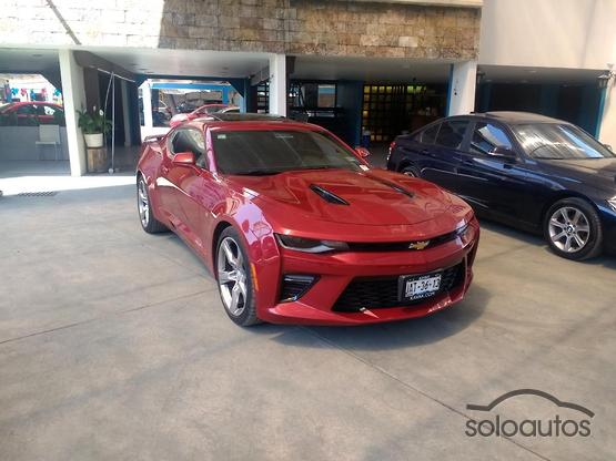 2016 Chevrolet Camaro SS C AT