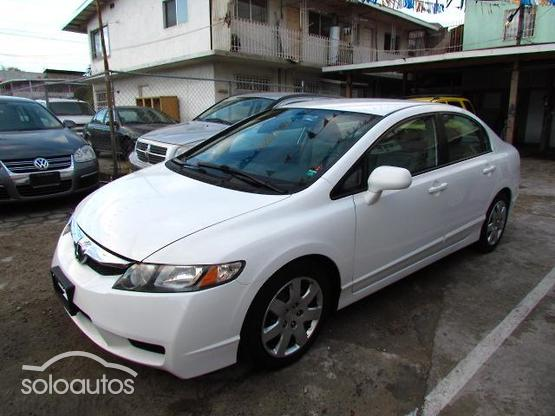 2011 Honda Civic EX AT 2drs