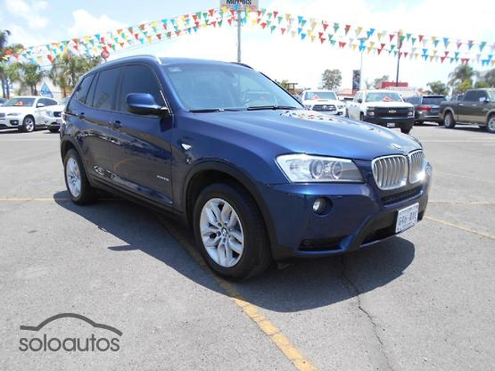 2013 BMW X3 3.0 xDrive 28iA Lujo AT