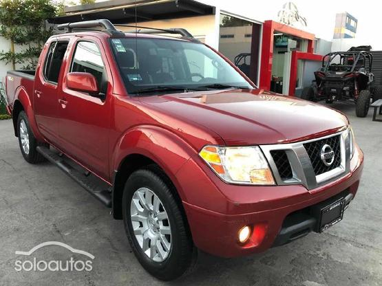 2014 Nissan Frontier V6 Crew Cab Pro-4X 4x4 T/A