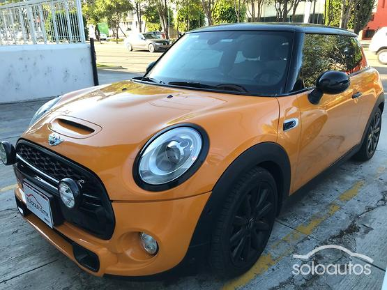 2015 MINI MINI Cooper S Hot Chili
