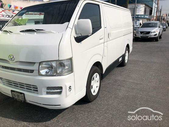 2008 Toyota Hiace Panel Larga