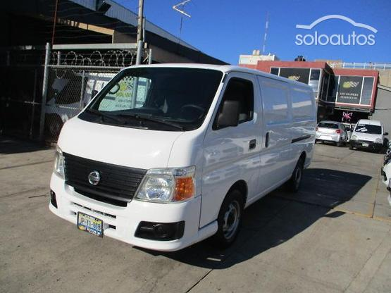 2008 Nissan Urvan 3.0L Panel DV Larga Diesel TM