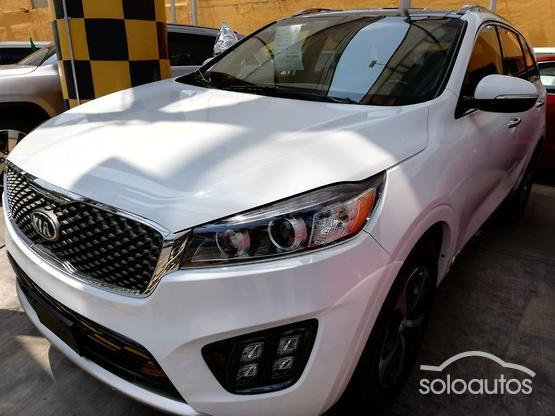 2018 KIA SORENTO SXL 4WD 3.3 AT