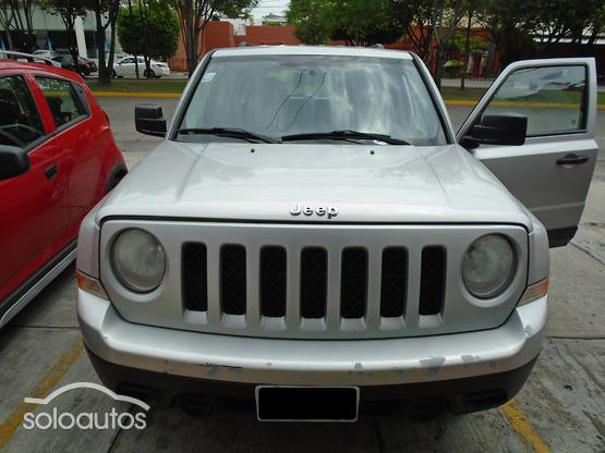 2012 Jeep Patriot Base FWD CVT