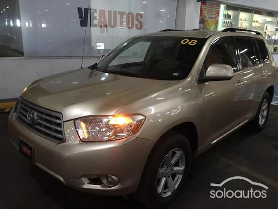 2008 Toyota Highlander 3.5 Limited 4WD AT