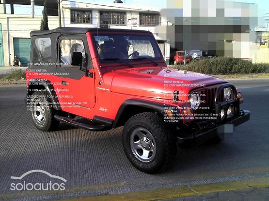 1997 Jeep Wrangler BASE