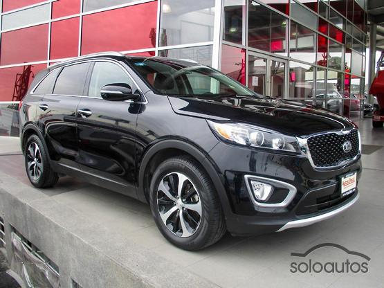 2016 KIA SORENTO EX 3.3 AT