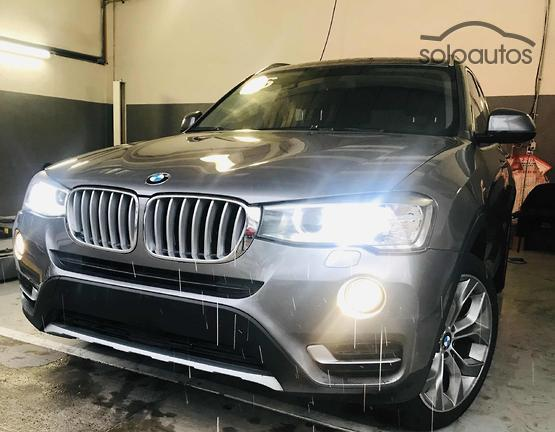 2016 BMW X3 3.0 xDrive 28iA X Line AT