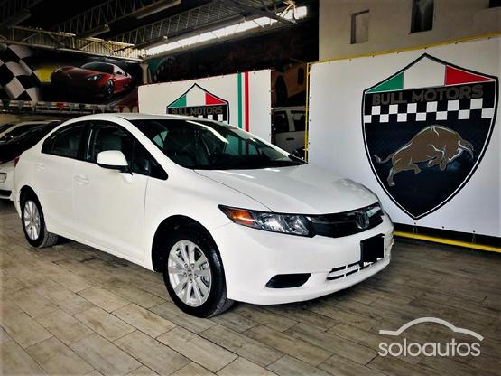 2012 Honda Civic EX AT 4drs