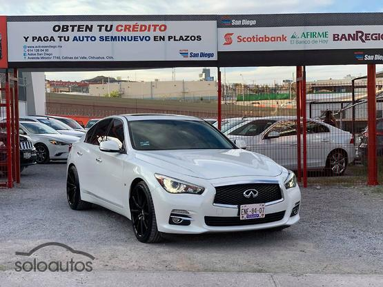 2018 Infiniti Q50 3.7 SEDUCTION