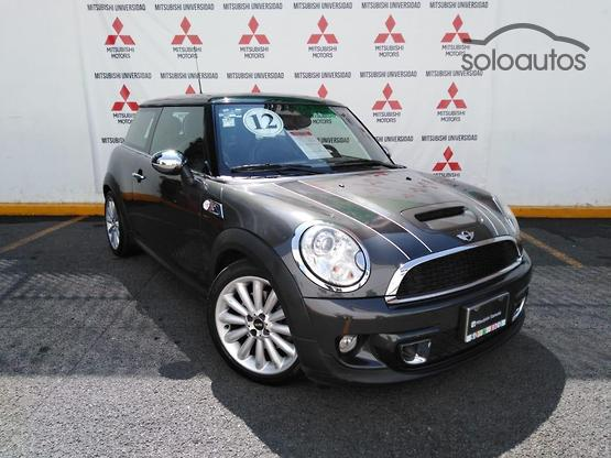 2012 MINI Mini Cooper S Hot Chili