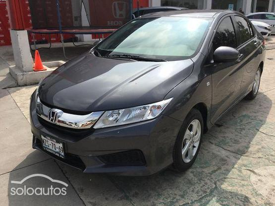 2017 Honda City LX Manual