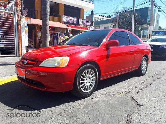 2001 HONDA CIVIC EX 2DR AT