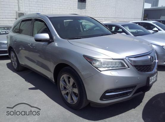 2014 Acura MDX 3.5 AWD 6AT