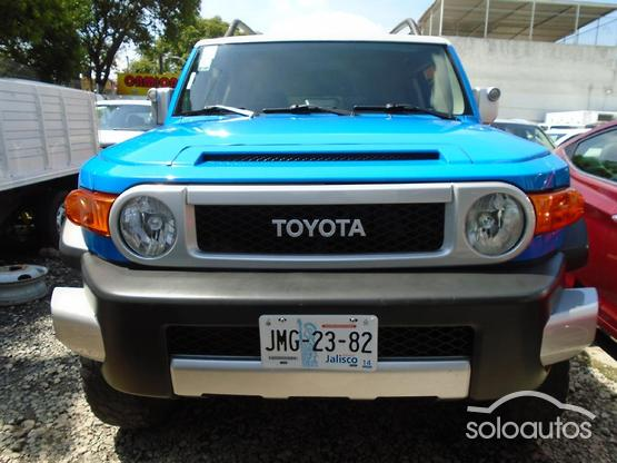 2008 Toyota FJ Cruiser Premium AT