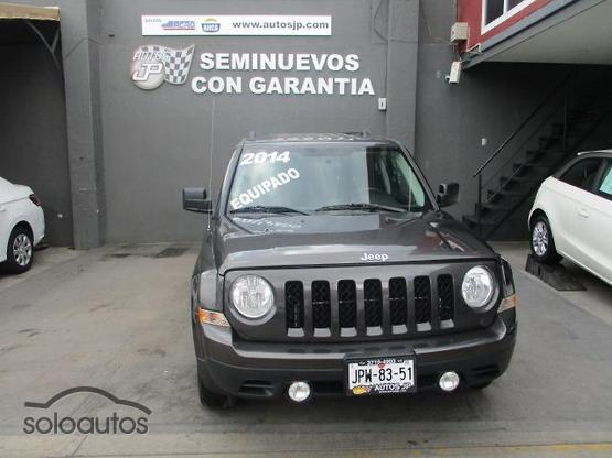 2014 Jeep Patriot Latitude FWD ATX