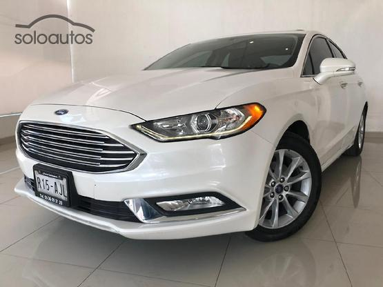 2017 Ford Fusion SE Advance Nav 2.5 l4