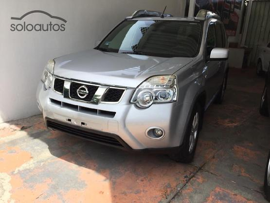 2012 Nissan X-TRAIL Advance CVT 2.5LTS.