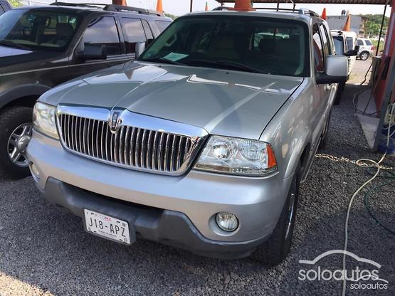 2005 Lincoln Aviator 4x2 Luxury