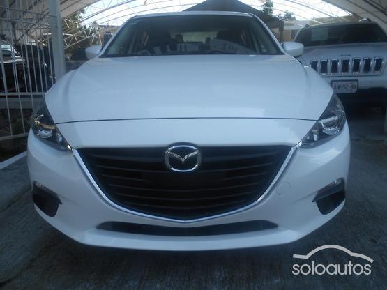 MAZDA Mazda 3 2016 89181647