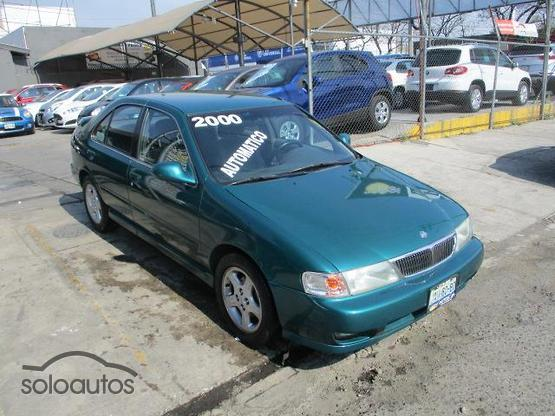 2000 Nissan Sentra GSS AT