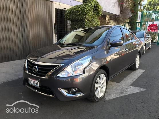 2016 Nissan Versa Advance AT AC