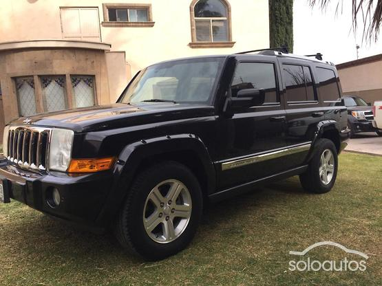 2009 Jeep Commander Limited Premium 4x2 5.7L HEMI V8 MDS