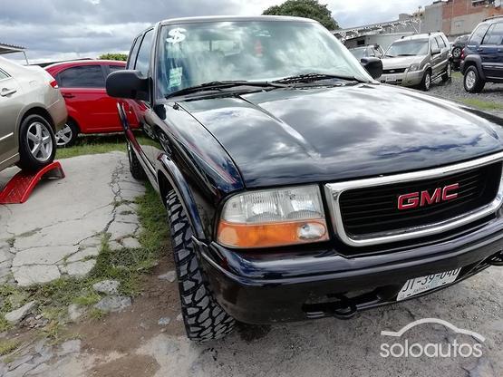 Autos Camionetas Y 4x4s Gmc Sierra Sls Sonoma En Venta En Mexico Soloautos Mx