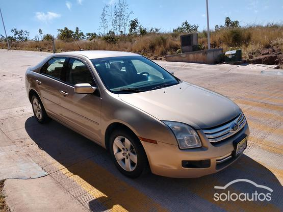 2008 Ford Fusion SE l4 Manual Tela