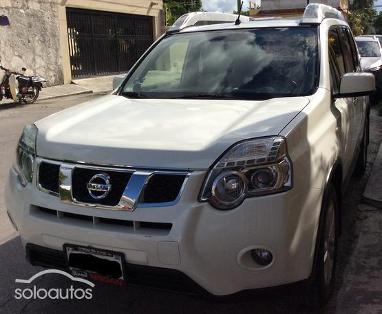 2013 Nissan X-TRAIL Exclusive