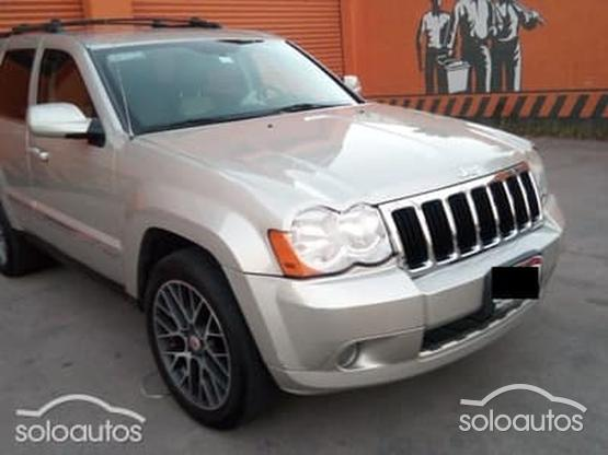 2008 Jeep Grand Cherokee Limited 4X2 4.7L V8 Power Tech