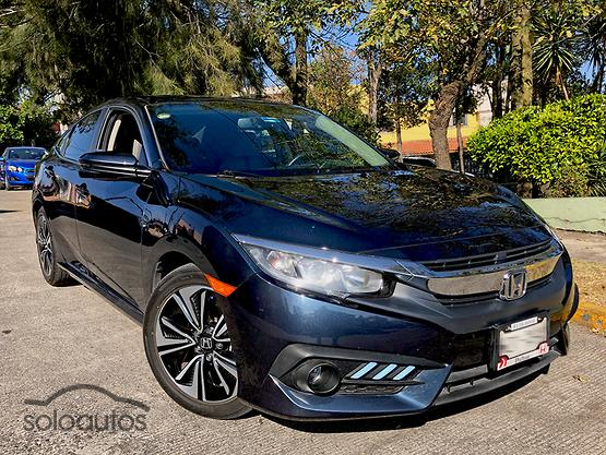 2016 Honda Civic Turbo Plus