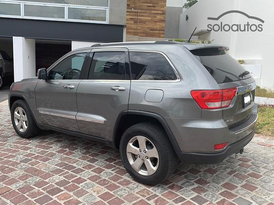 2012 Jeep Grand Cherokee Limited 4X2 3.7 V6