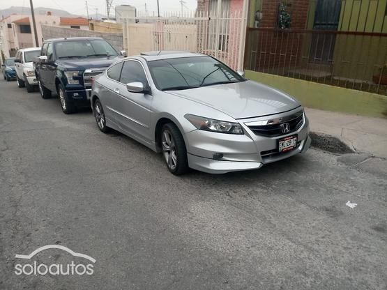 2012 Honda Accord EX V6 Coupe AT