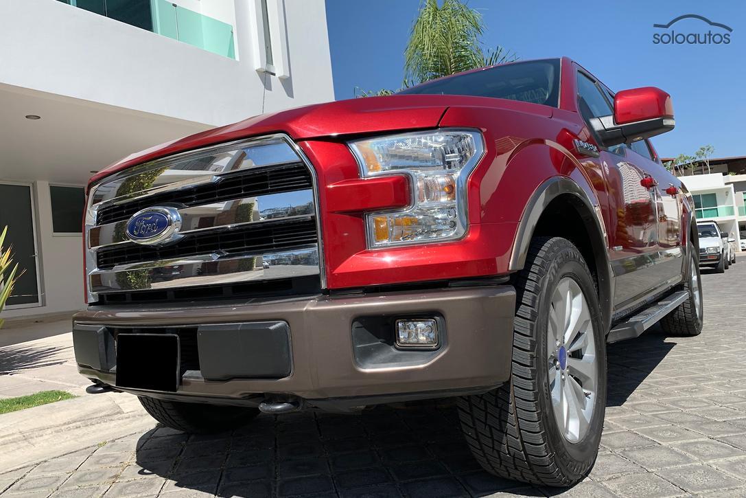 Ford Lobo 2016 >> Autos Camionetas Y 4x4s Ford Lobo Lariat En Venta En Mexico