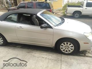 2008 Chrysler Cirrus Convertible Limited