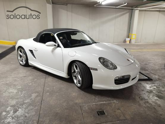 2005 Porsche Boxster 2.7 MT 5speed