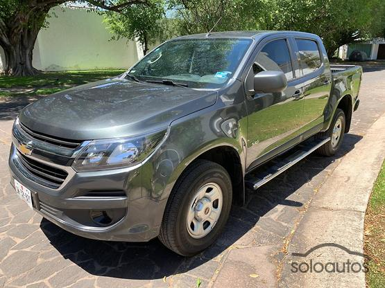 2017 Chevrolet S-10 LS Cabina Regular B