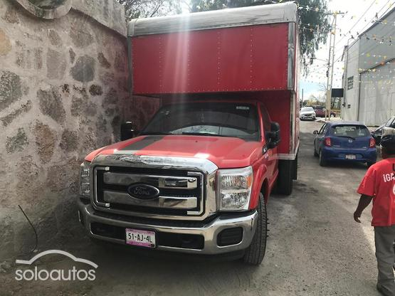 2016 Ford F-350 KTP XLT 6.2 GAS MT