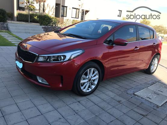 2017 KIA FORTE EX 2.0 AT HB