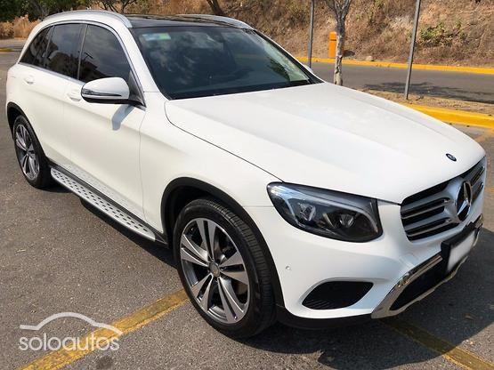 2016 Mercedes-Benz Clase GLC 2.0 GLC 300 Off-Road 4MATIC AT
